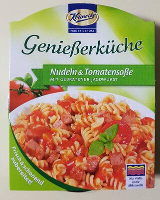 Genießerküche Nudeln & Tomatensoße - Product - de