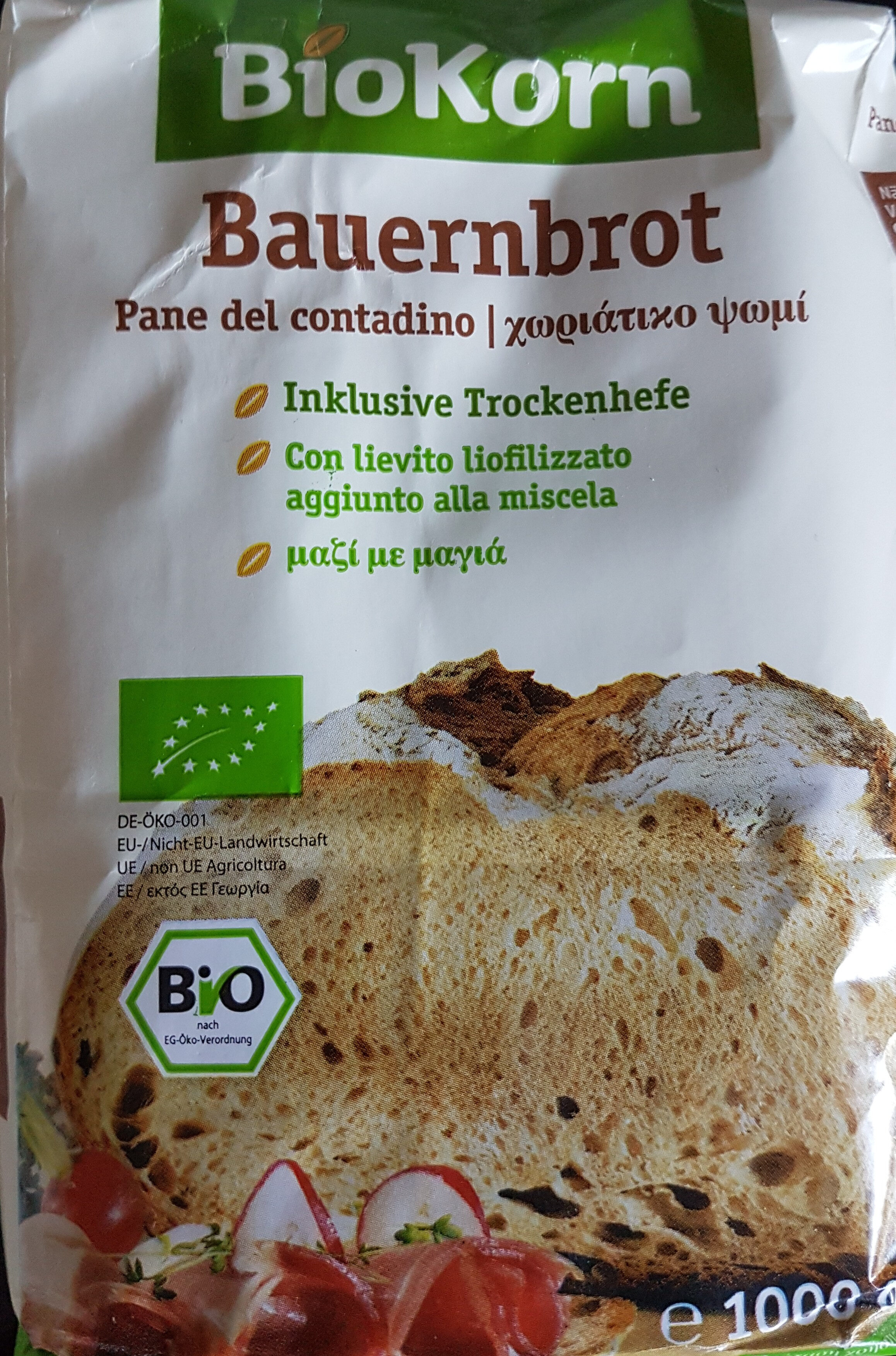 Bauernbrot - Product