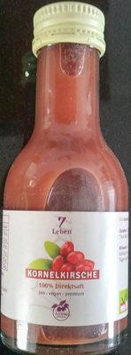 Kornelkirsche - Produkt