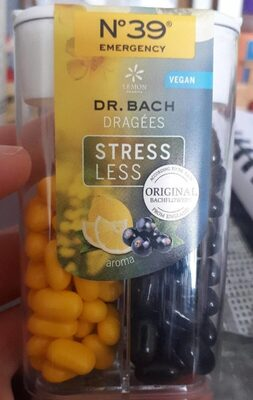DR.BACH Dragées STRESS LESS - Product - fr