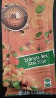 Erdnuss-Mix, Asia Style - Produkt - de