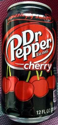 Dr. Pepper Cherry - Produit - de
