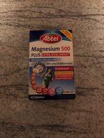 Magnesium 500 - Produkt - de