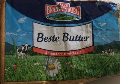 Beste Butter - Produit