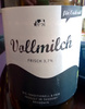 Vollmilch frisch 3,7% - Producto