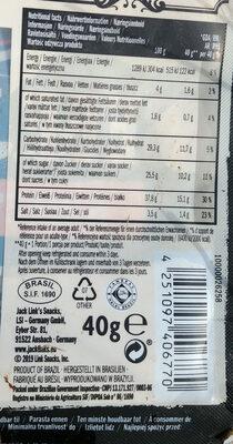 Tasty thin strips of select beef - Nährwertangaben - de