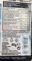 Tasty thin strips of select beef - Wartości odżywcze