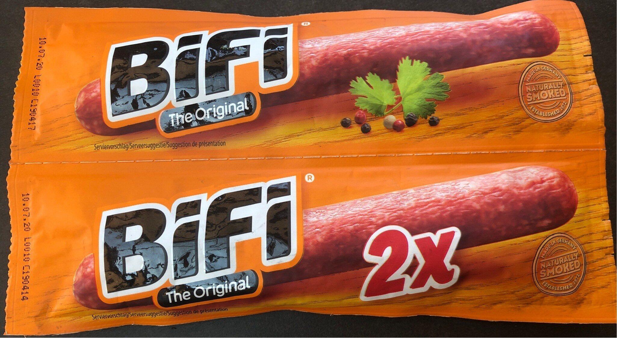Bifi the orginal - Product - fr