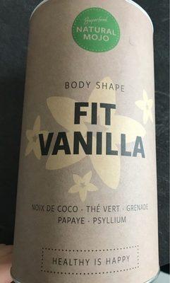 Fit Vanilla - Produit