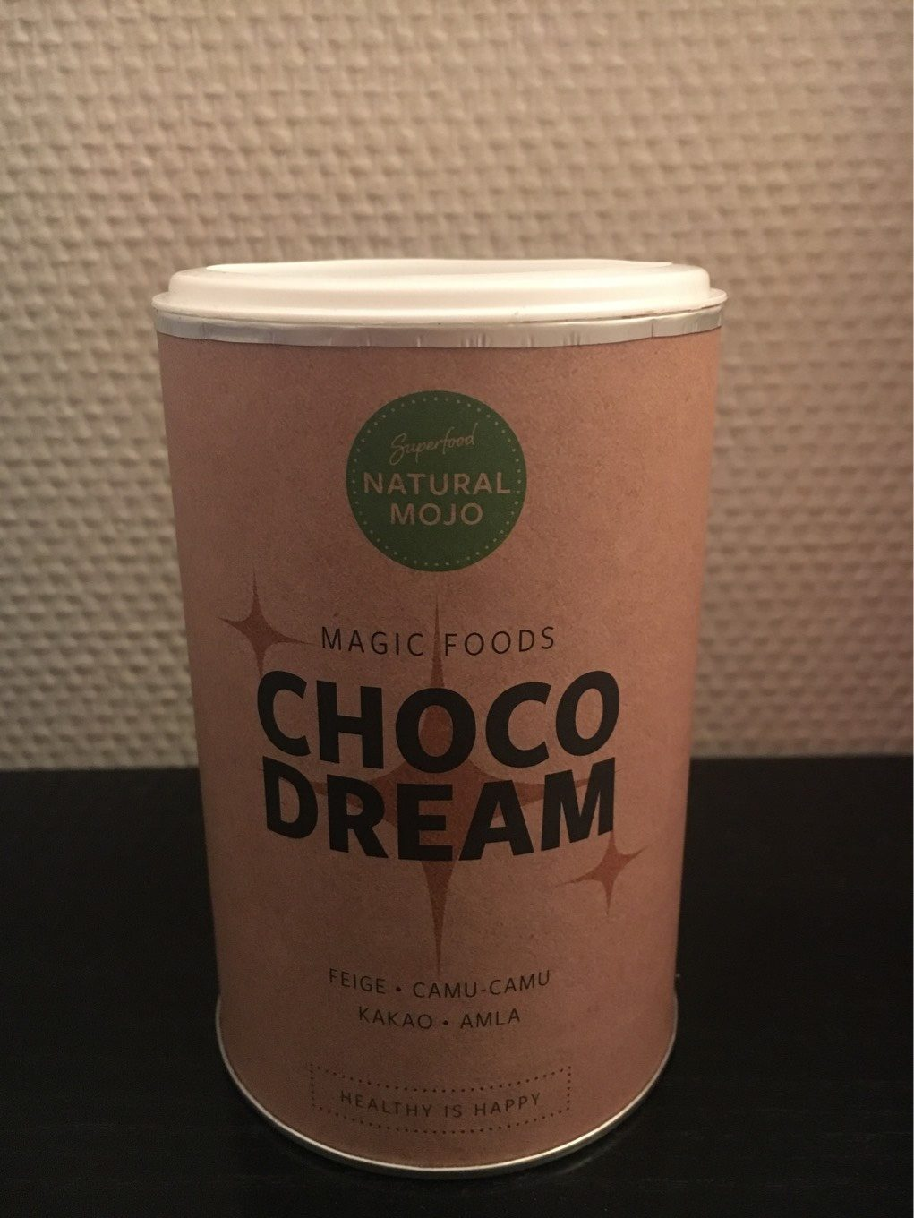 Natural Mojo Daily Greens Choco Dream - Product