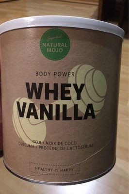 Whey - Product - fr