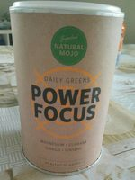 Power Focus - Producto