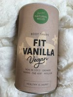 Fit Vanilla Vegan - Product