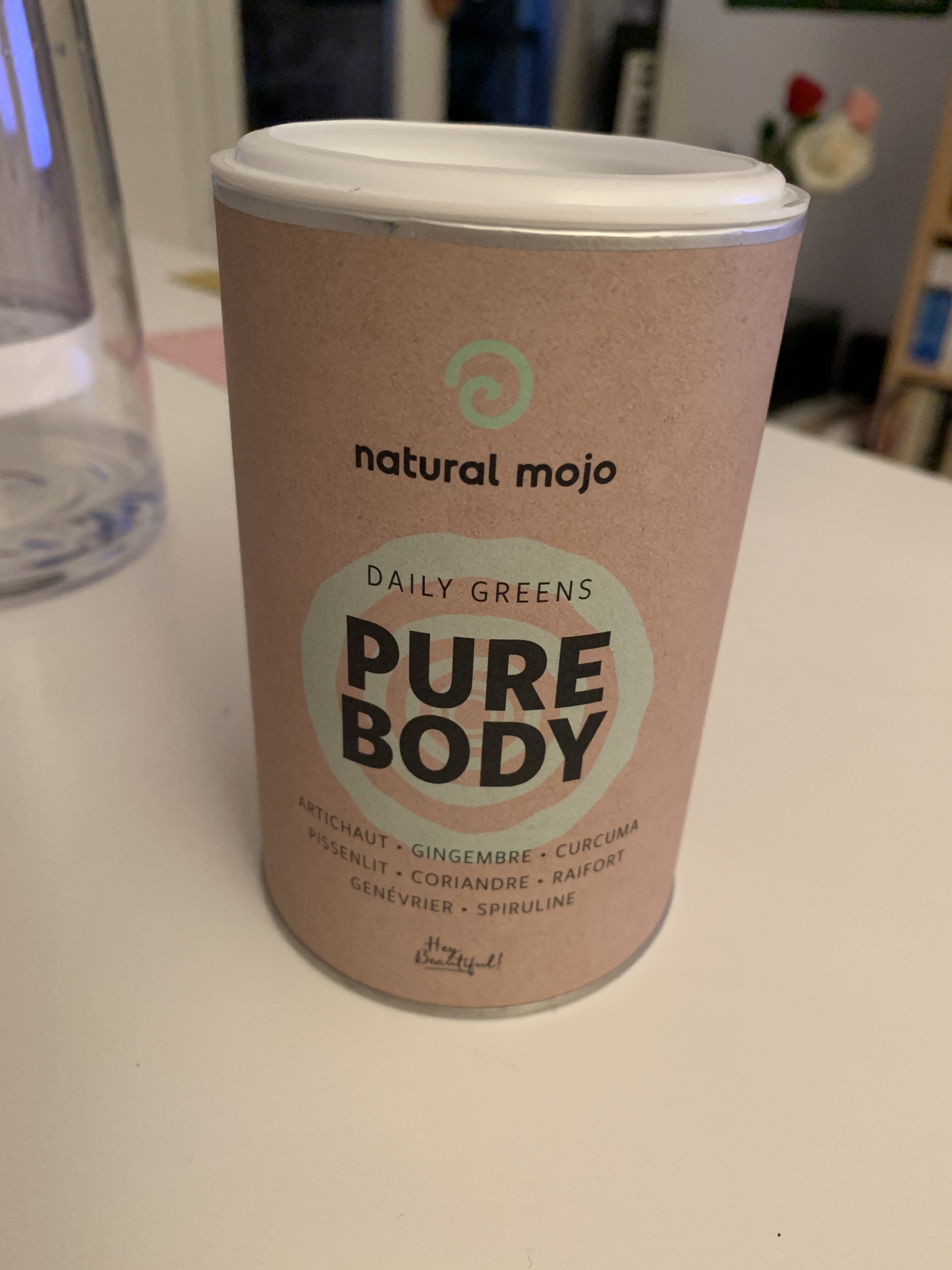 Pure body - Product