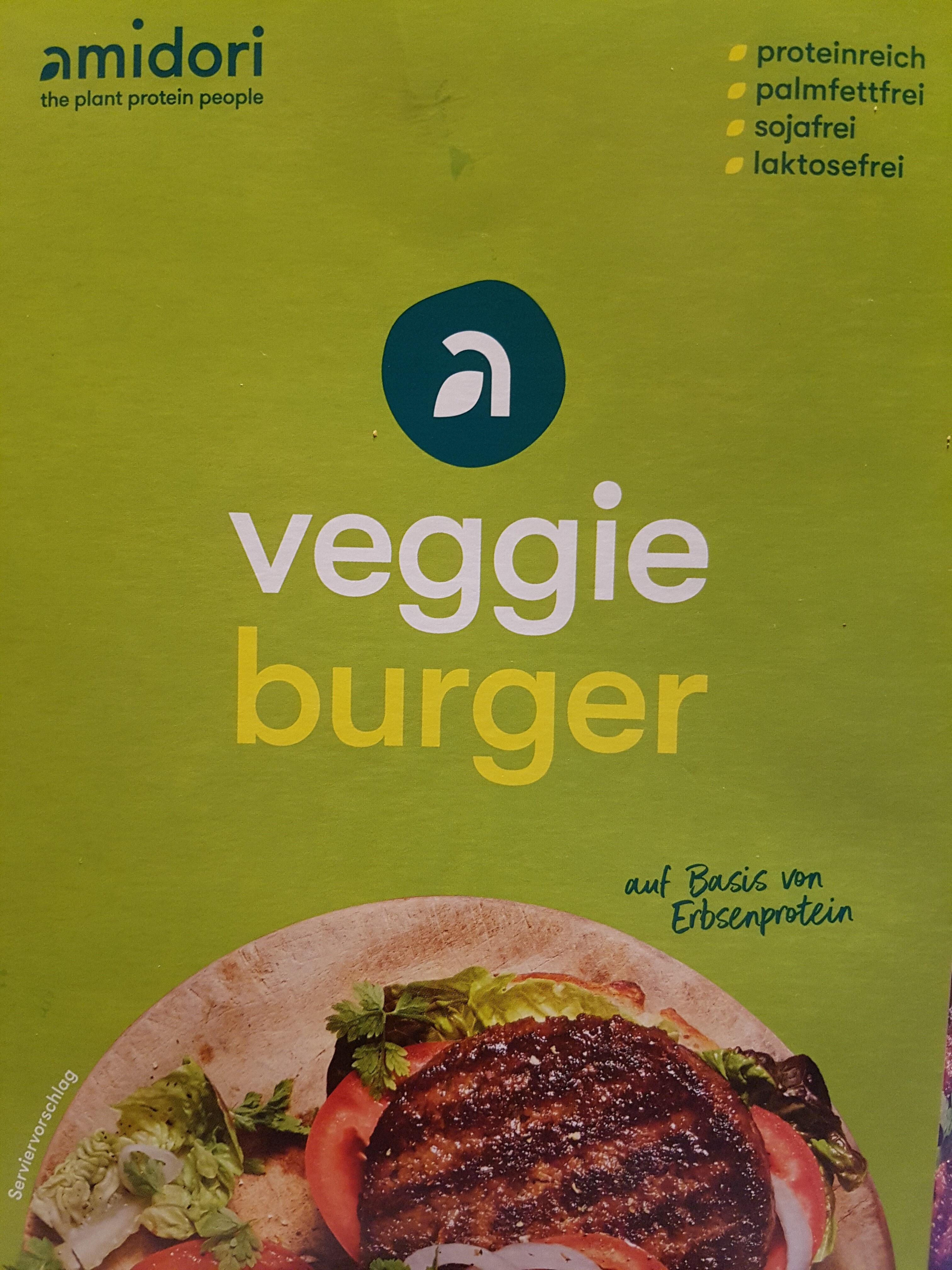 veggi burger - Product