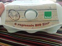Regionale Bio Eier - Produkt - de