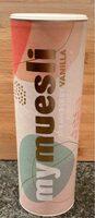 Strawberry vanilla almondgranola - Product - de