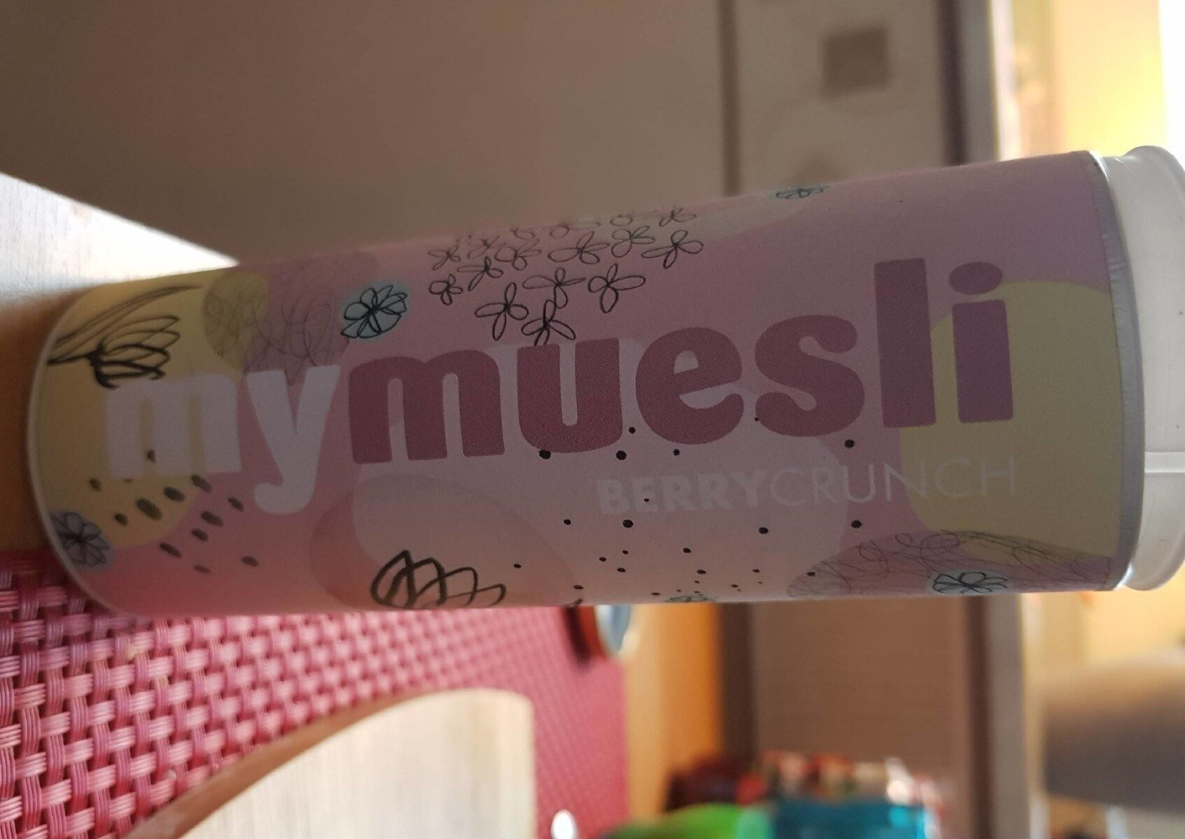My muesli berry chrunch - Produkt - de