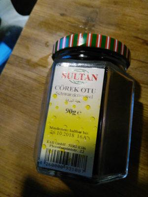 Schwarzkümmel - Product - en
