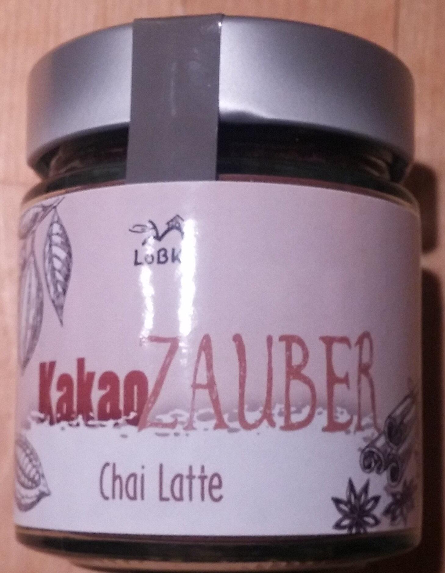 Kakaozauber Chai Latte - Produit - de