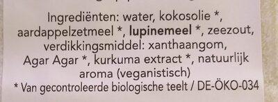 Veggi Filata - Ingredients
