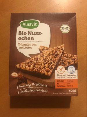 Bio Nussecken - Produit