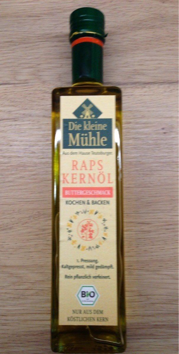 Huile de colza (arome beurre) - Produit - fr