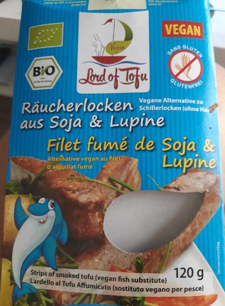 Filet fumé de soja et lupine - Product - fr