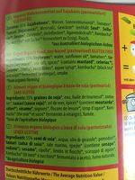 Tofu-Tapas (like vegan meatballs) - Zutaten - fr