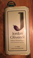 Huile d'olives - Produkt