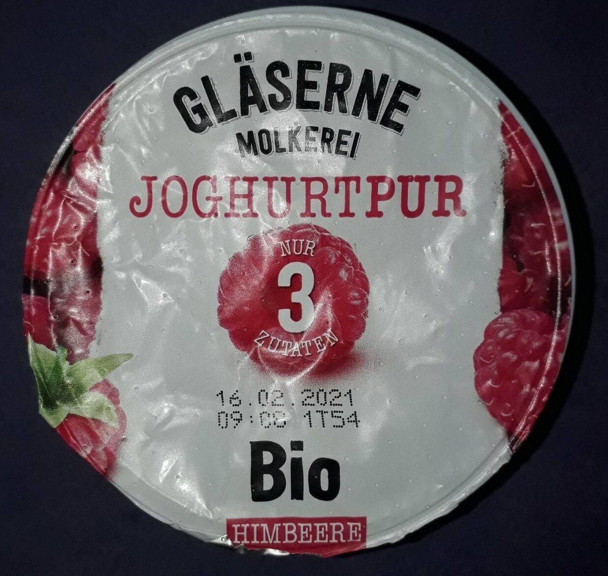JOGHURTPUR HIMBEERE - Produkt - de