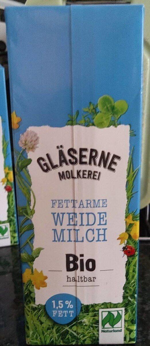 Fettarme Milch 1,5% - Produkt - de