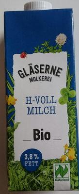 H-Vollmilch - Produkt