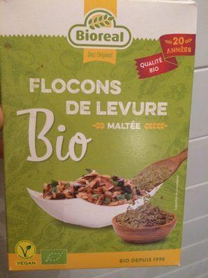 Flocons de levure maltée bio Bioreal   calories et informations ... f5c47a543b5