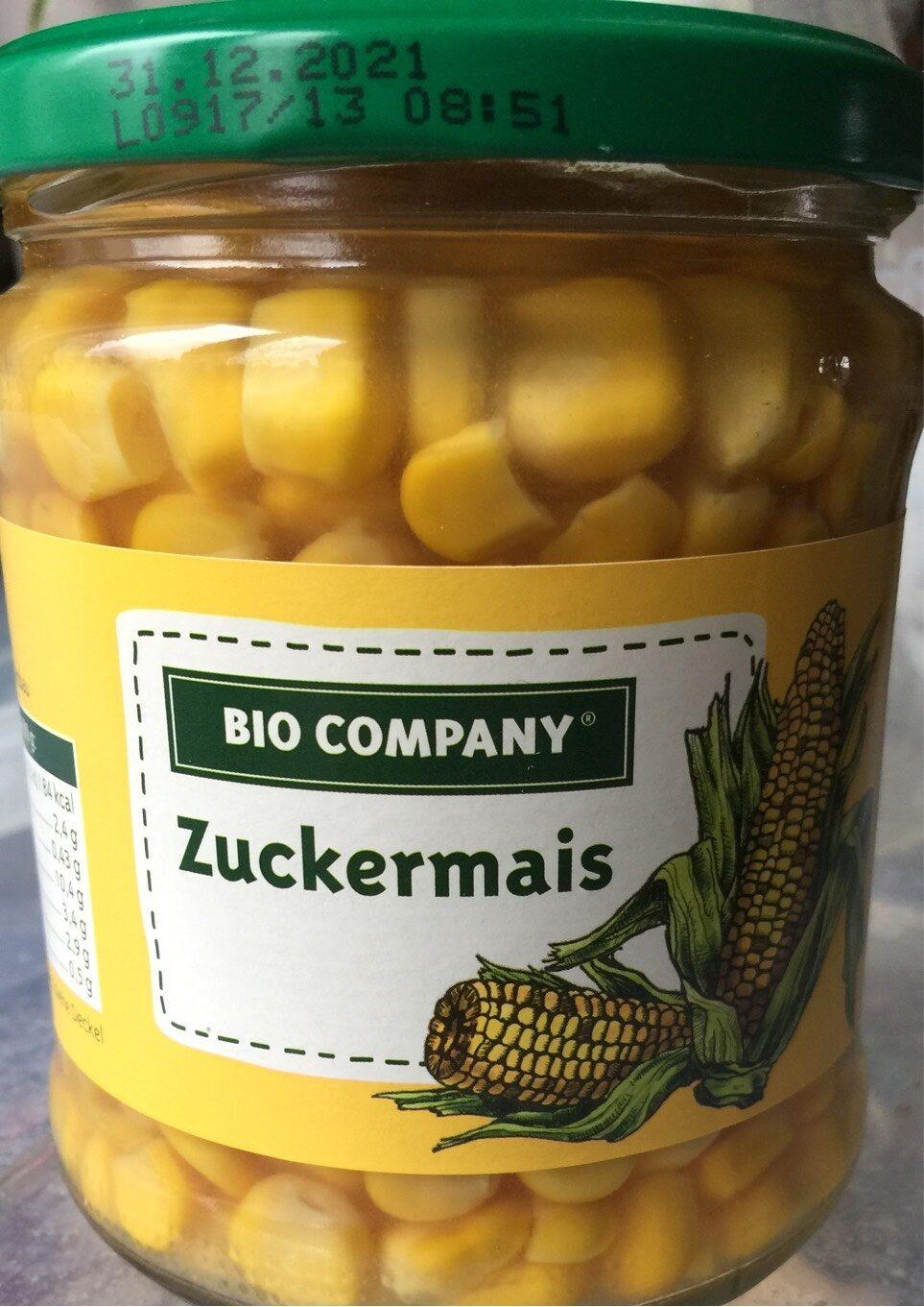 Zuckermais - Product