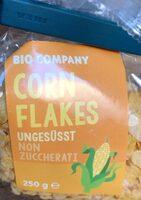 Cornflakes ungesüßt - Produkt - de