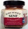 Gourmet Senf mit Preiselbeeren - Produit