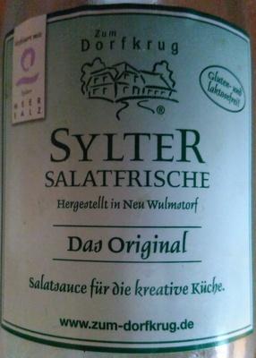 Sylter Salatfrische - Produit - de
