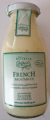 French Salatsauce - Produit - de