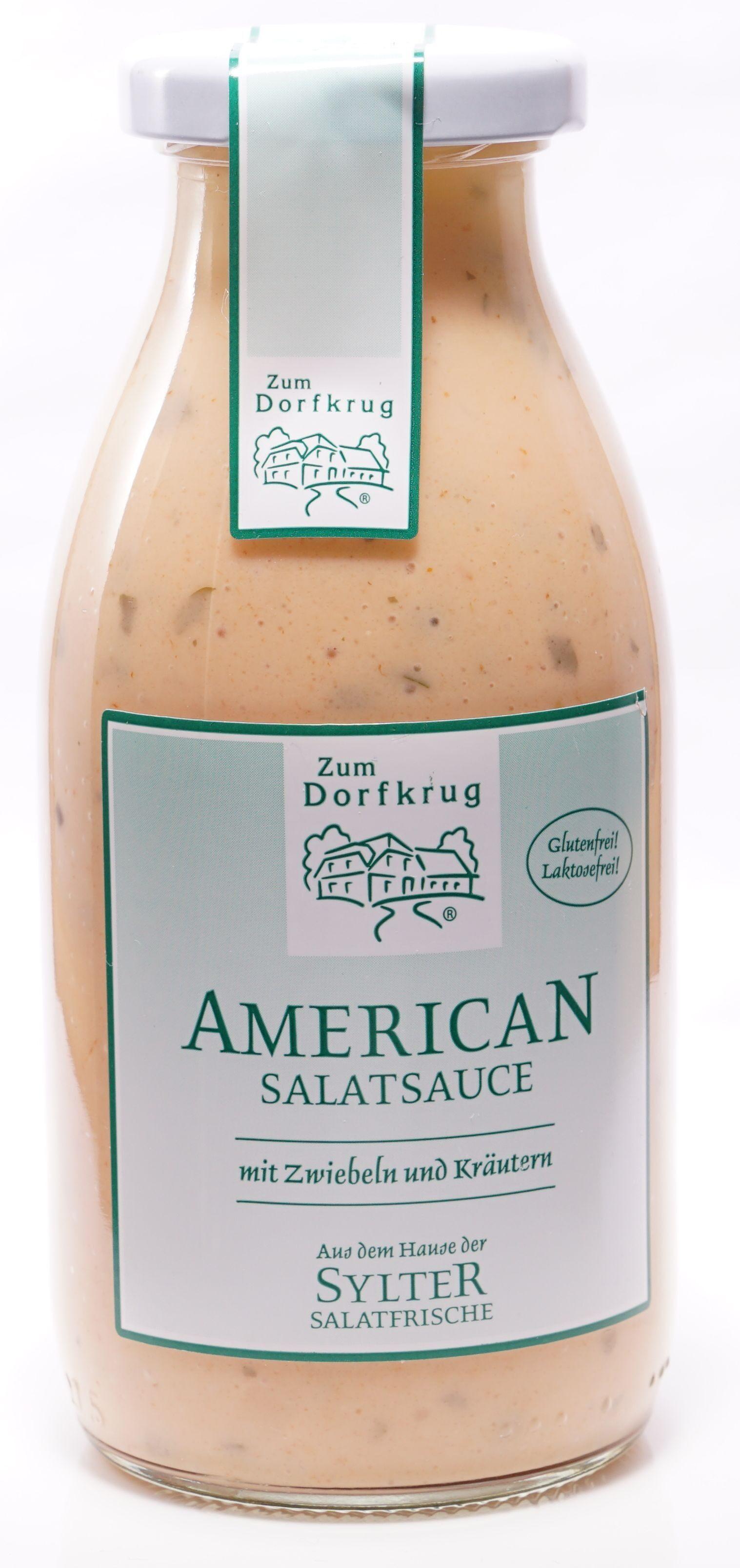 American Salatsauce, Aus dem Hause der Sylter Sala... - Prodotto - de