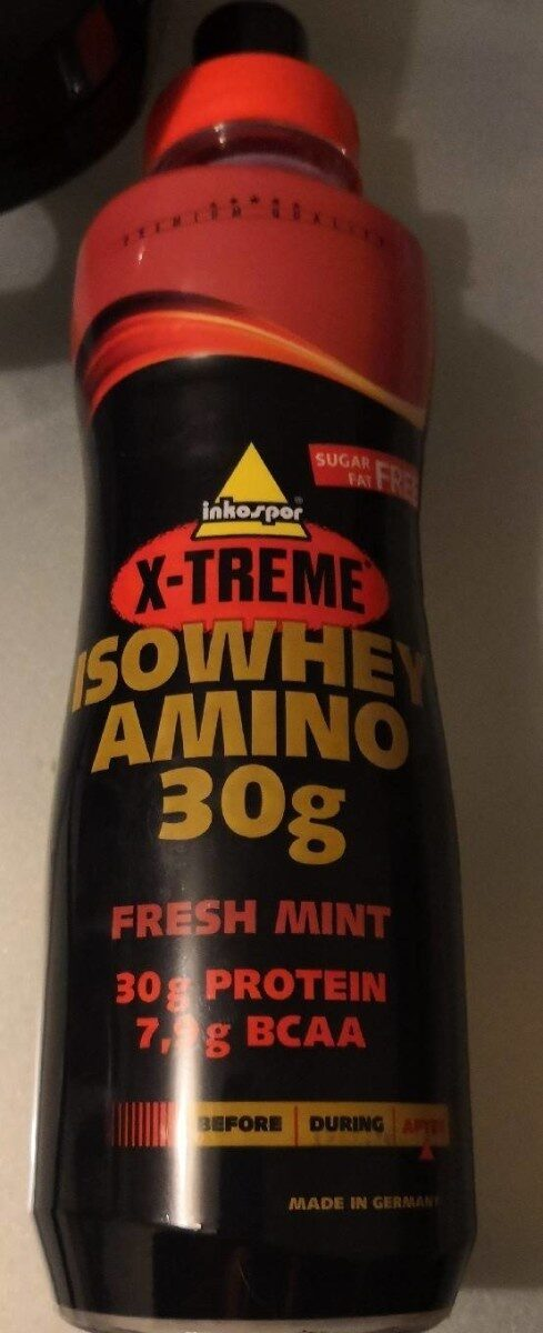 X-treme Sowhey amino 30g - Produit - fr