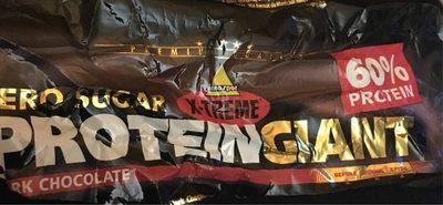 Protein Giant Dark Chocolate Zero Sugar , Protein. .. - Product - fr