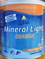 Mineral light - Produit - fr