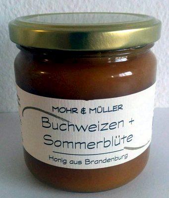 Buchweizen + Sommerblüte - Produkt