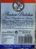 Rosinen Brötchen - Produit
