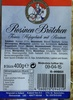 Rosinen Brötchen - Product