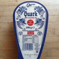 Quark nach russischer Art - Product