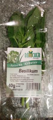 Basilikum - Produkt