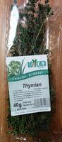 Thymian - Produkt