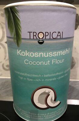 Farine de noix de coco - Produit - fr
